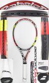 【中古テニスラケット】バボラ アエロプロドライブ フレンチオープン(2014年モデル)