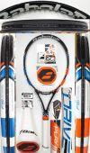 【中古テニスラケット】バボラ ピュアドライブプレイ(2015年モデル)