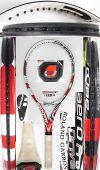 【中古テニスラケット】バボラ アエロプロドライブ フレンチオープン(2011年)