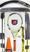 【中古テニスラケット】バボラ アエロプロドライブ(2007年モデル)