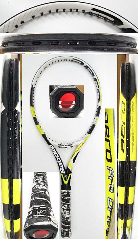 【中古 テニスラケット】BA0710 バボラ アエロプロドライブ(2010年)