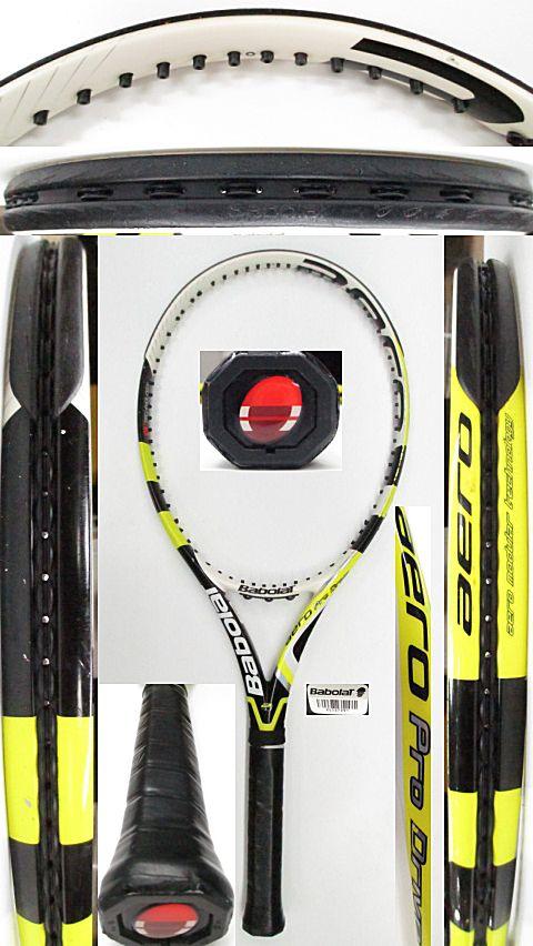 【中古 テニスラケット】BA0712 バボラ アエロプロドライブ(2010年モデル)