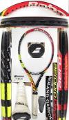 【中古テニスラケット】バボラ アエロプロドライブ フレンチオープン(2015年モデル)