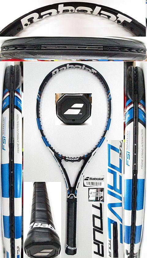 【中古 テニスラケット】BA0734 バボラ ピュアドライブツアー(2015年モデル)