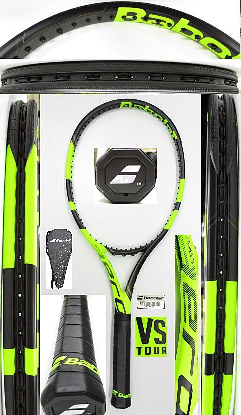 【中古 テニスラケット】BA0740 バボラ ピュアアエロ VSツアー(2016年モデル)