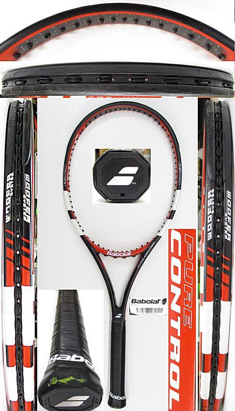 【中古 テニスラケット】BA0742 バボラ ピュアコントロール(2013年モデル)