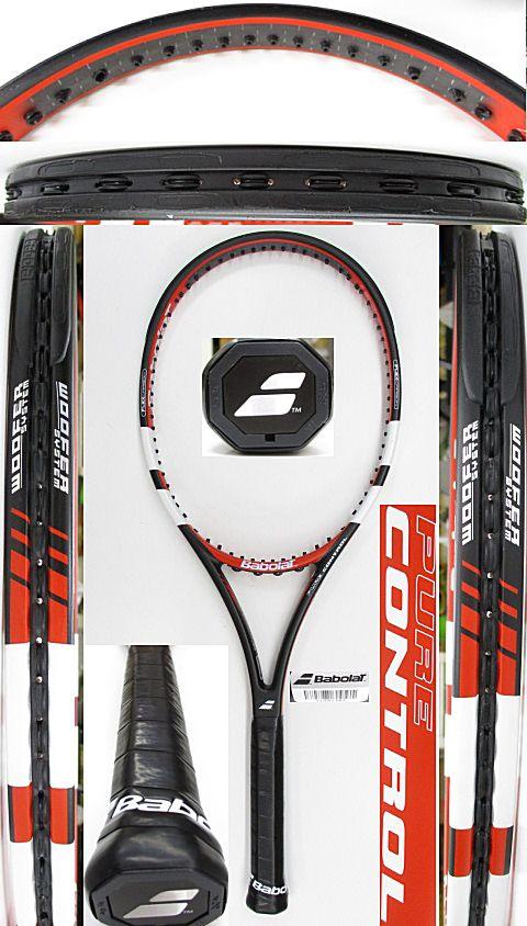 【中古 テニスラケット】BA0743 バボラ ピュアコントロール(2013年モデル)