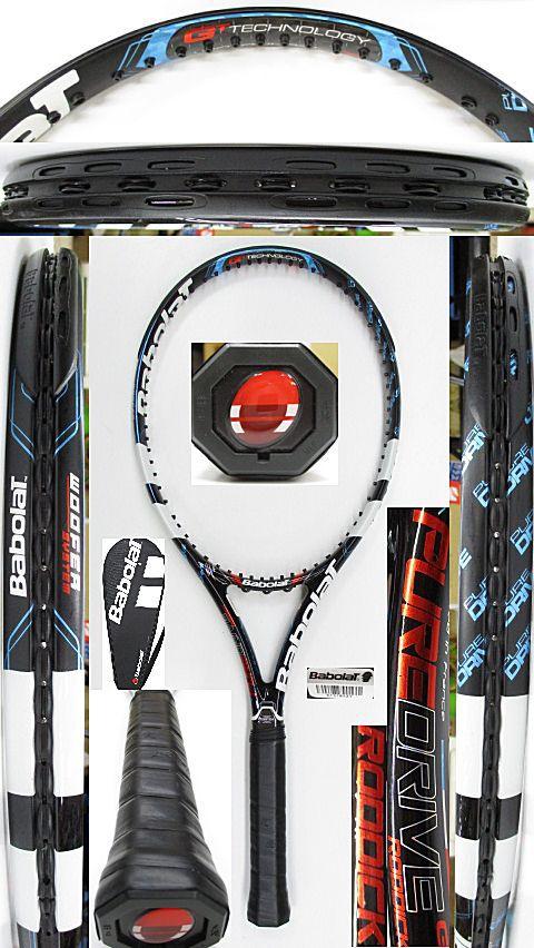 【中古 テニスラケット】BA0744 バボラ ピュアドライブ ロディック(2012年モデル)