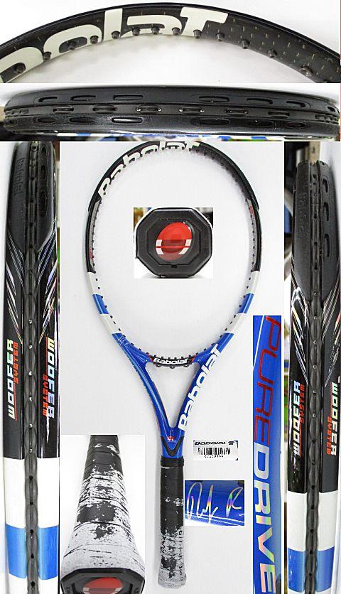 【中古 テニスラケット】BA0756 バボラ ピュアドライブ ロディック(2009年)