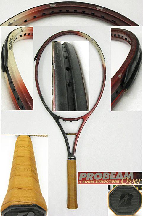 【中古テニスラケット】ブリヂストン プロビーム オーバーサイズ PROBEAM OVERSIZE
