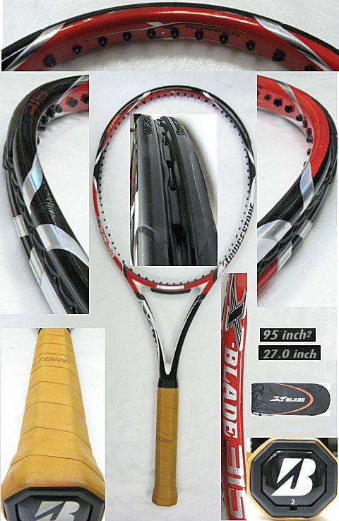 【中古テニスラケット】ブリヂストン X(エックス)ブレード3.15 X-BLADE 3.15