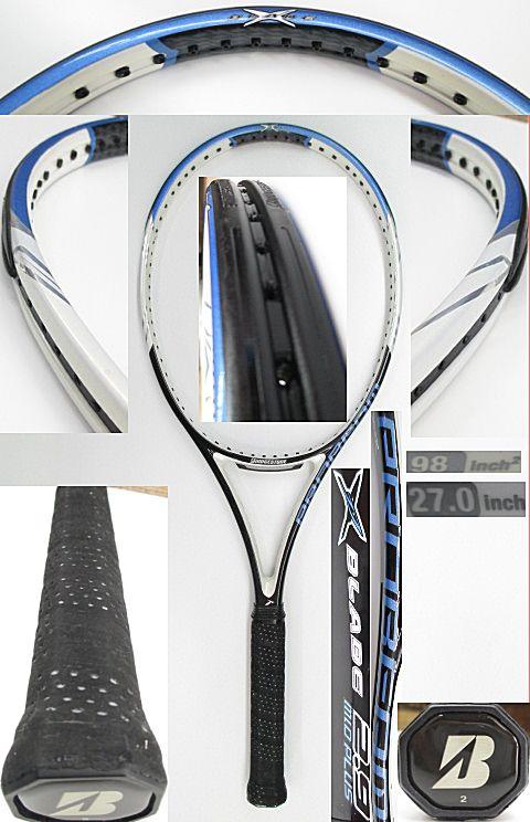 【中古 テニスラケット】BS0155 ブリヂストン プロビーム Xブレード2.9MP