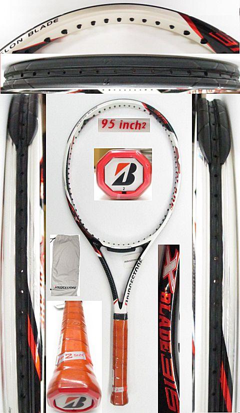 【中古 テニスラケット】BS0162 ブリヂストン Xブレード315