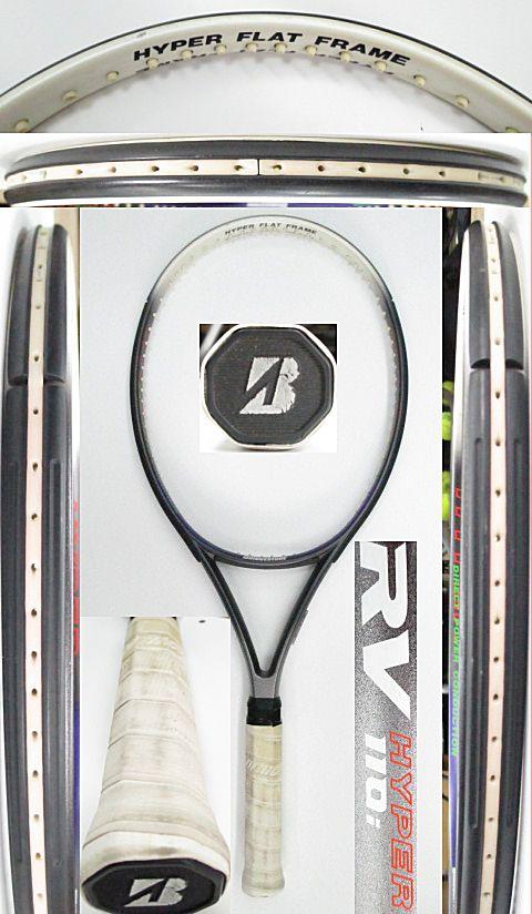 【中古 テニスラケット】BS0167 ブリヂストン RVハイパー110i