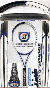 【中古テニスラケット】ブリヂストン デュアルコイルSPT280
