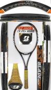 【中古テニスラケット】ブリヂストン Xブレードフォース3.15MID
