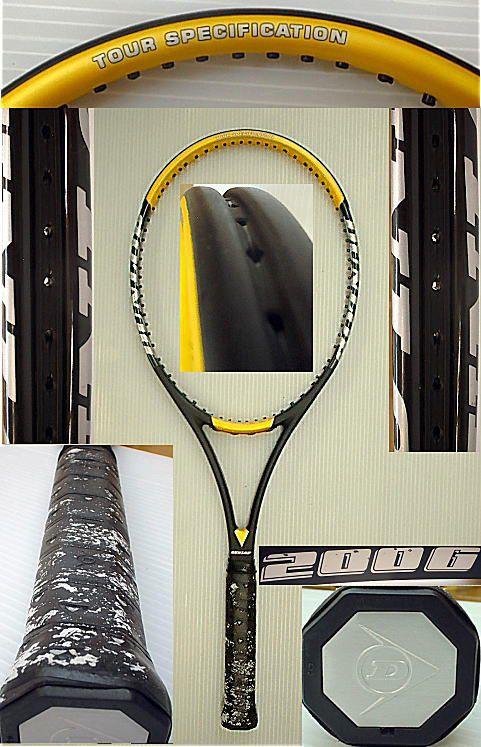【中古テニスラケット】ダンロップ 200G 200G