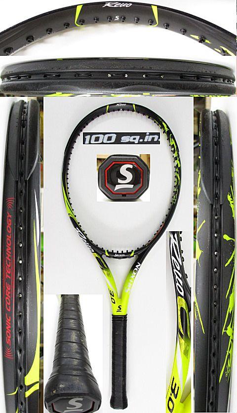 【中古 テニスラケット】D0592 スリクソン REVO CV3.0