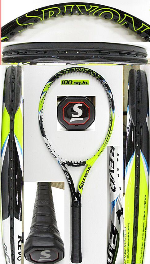 【中古 テニスラケット】D0600 スリクソン REVO V3.0(2014年)