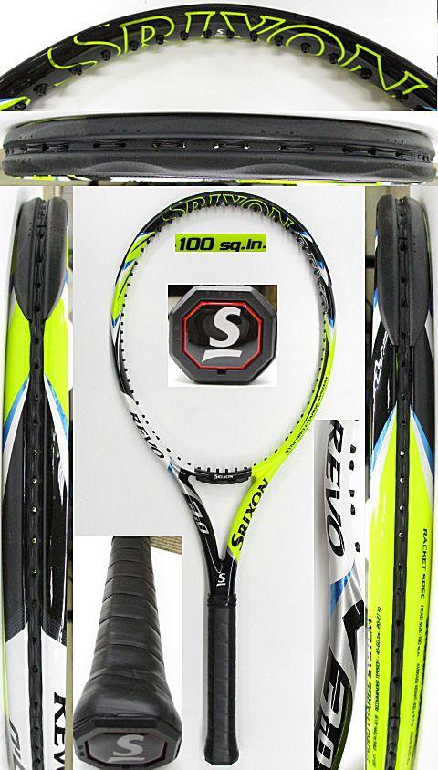 【中古 テニスラケット】D0601 スリクソン REVO V3.0(2014年)