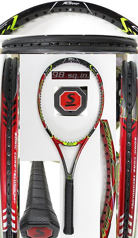 【中古 テニスラケット】D011 スリクソン REVO CX2.0+(2017年)