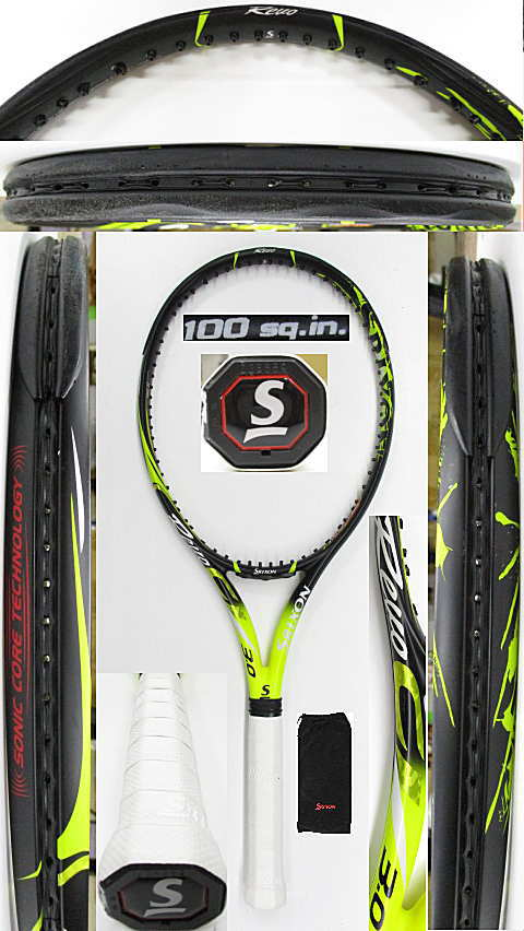 【中古 テニスラケット】D0617 スリクソン REVO CV3.0(2016年モデル)