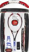【中古テニスラケット】ダンロップ ダイアクラスター2.0+WS