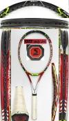 【中古テニスラケット】スリクソン REVO CX2.0LS