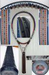 【中古テニスラケット】ヘッド・Ti.レーザー ミッドプラス