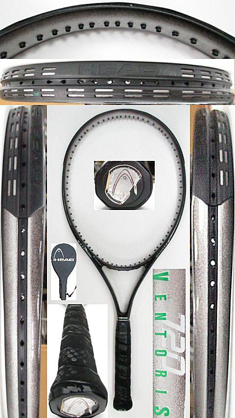 【中古 テニスラケット】H0512 ヘッド VENTORIS 720