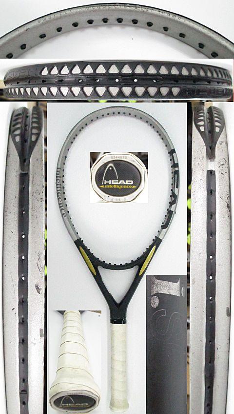 【中古 テニスラケット】H0520 ヘッド i.S6 OS