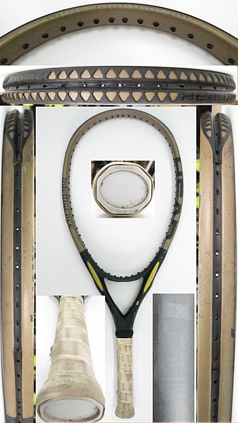 【中古 テニスラケット】H0521 ヘッド i.S10
