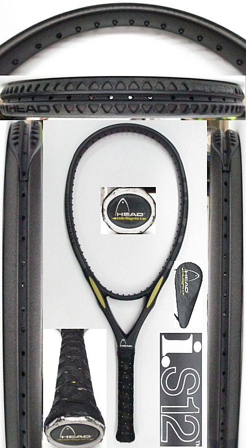 【中古 テニスラケット】H0563 ヘッド i.S12