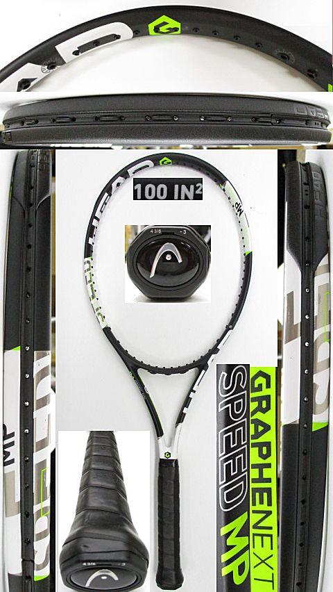 【中古 テニスラケット】H0568 ヘッド グラフィンXT スピードMP