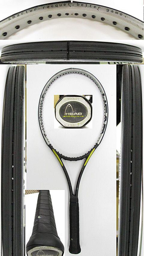 【中古 テニスラケット】H0573 ヘッド i.プレステージMP