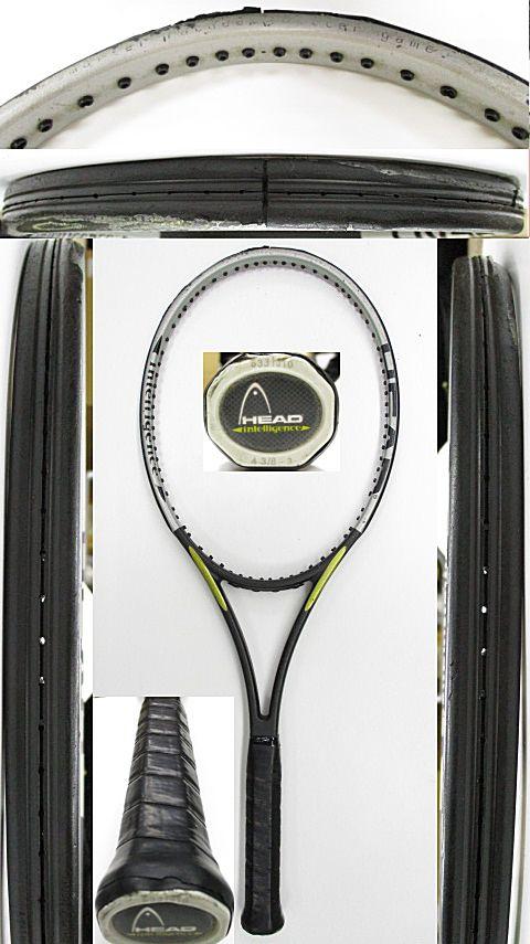 【中古 テニスラケット】H0574 ヘッド i.プレステージMP