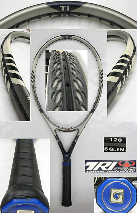 【中古 テニスラケット】OT0078 ゴーセン ルーツガブン チタン400