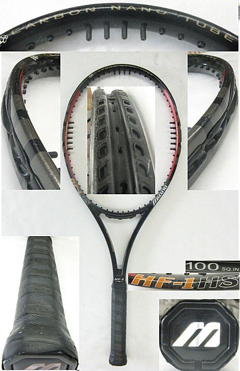 【中古テニスラケット】ミズノ HF-1 HS MIZUNO HF-1 HS