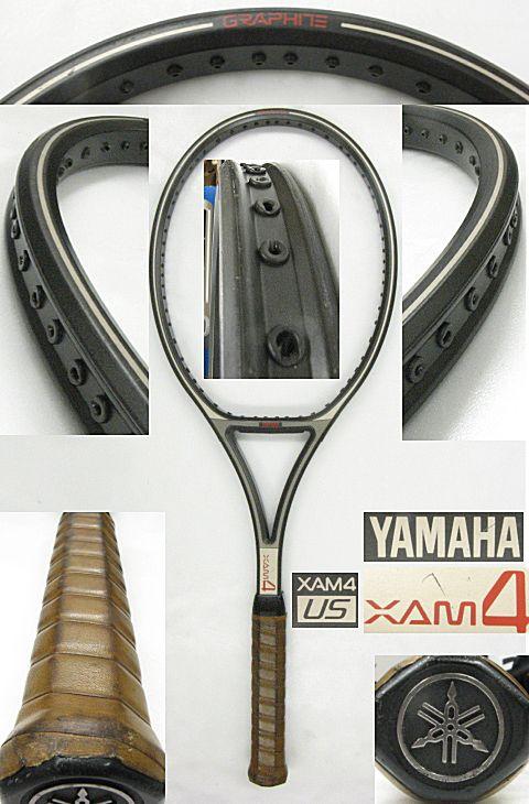 【中古テニスラケット】ヤマハ XAM4 US YAMAHA XAM 4 US
