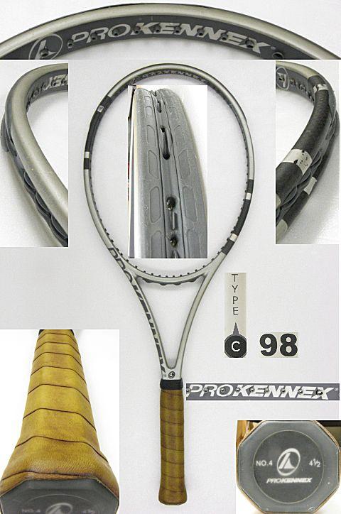 【中古テニスラケット】プロケネックス タイプC 98 PROKENNEX TYPE C 98