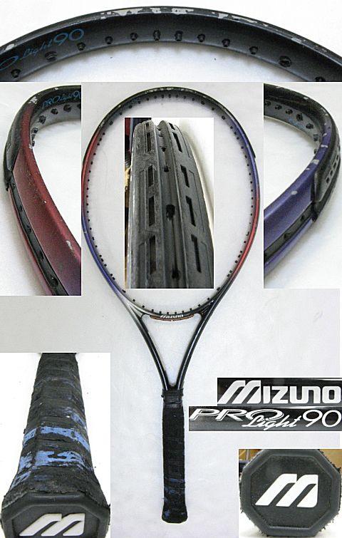 【中古テニスラケット】ミズノ プロライト90 PRO LIGHT 90