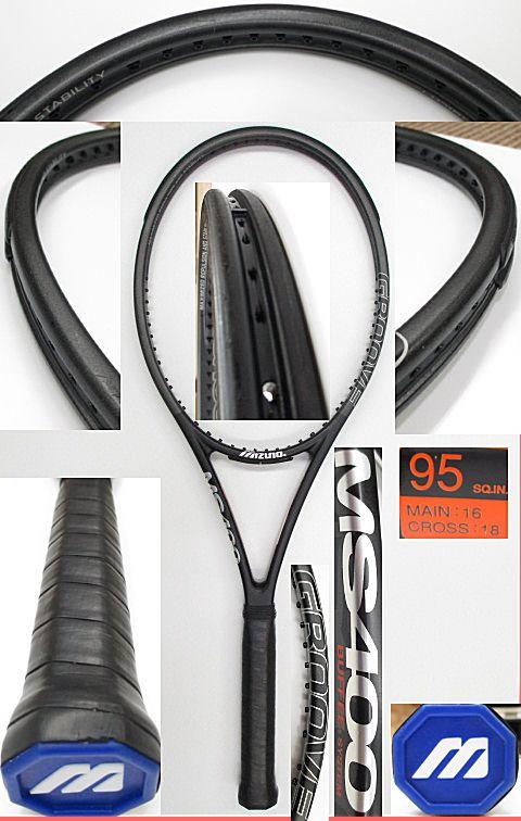 【中古 テニスラケット】OT0200 ミズノ MS400
