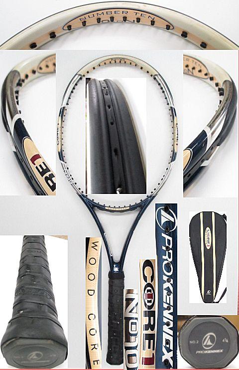 【中古 テニスラケット】OT0207 プロケネックス CORE1 No.10