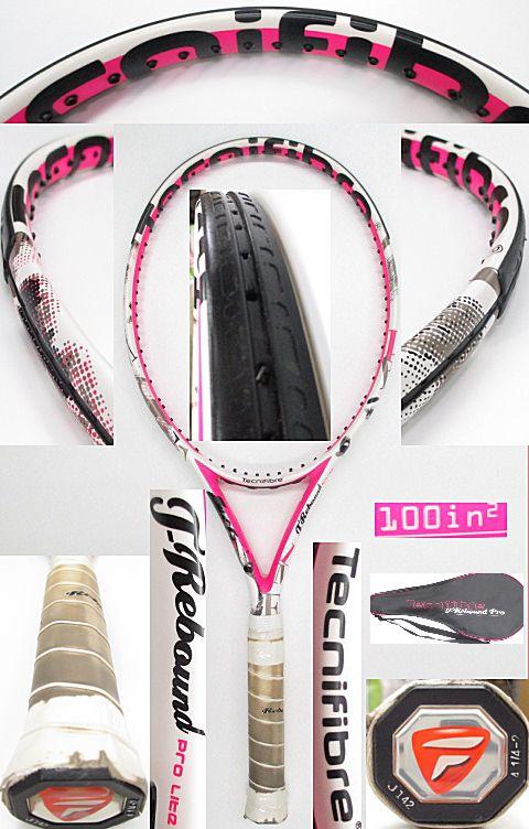 【中古 テニスラケット】OT0208 テクニファイバー T-Rebound PROLITE