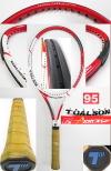 【中古テニスラケット】トアルソン フォーティーラブ アロー