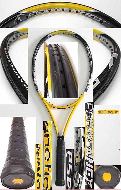 【中古 テニスラケット】OT0218 プロケネックス Ki 5 PSE
