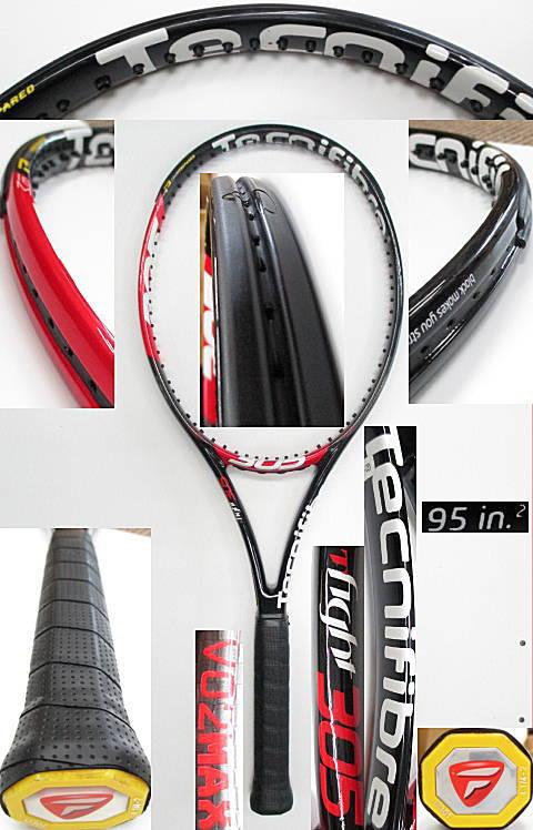 【中古 テニスラケット】OT0225 テクニファイバー T-FIGHT305 VO2max