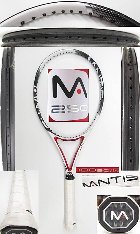 【中古 テニスラケット】OT0229 マンティス250