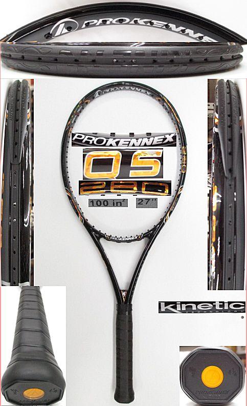 【中古 テニスラケット】OT0236 プロケネックス Q5 280