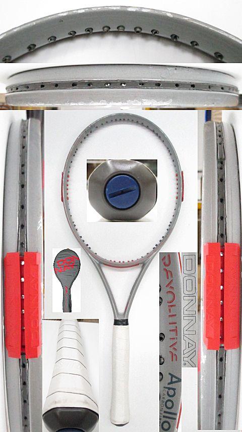【中古 テニスラケット】OT0242 ドネー アポロ